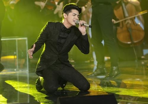 """the remix 2016: hoang thuy linh, huong tram """"dot chay"""" san khau - 18"""
