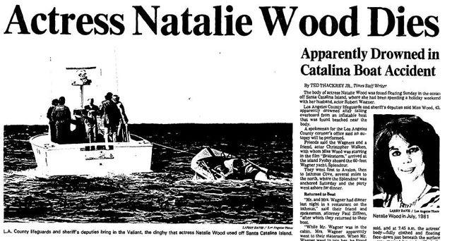 Minh tinh Natalie Wood: Tai nạn hay bị chồng ám sát?-5
