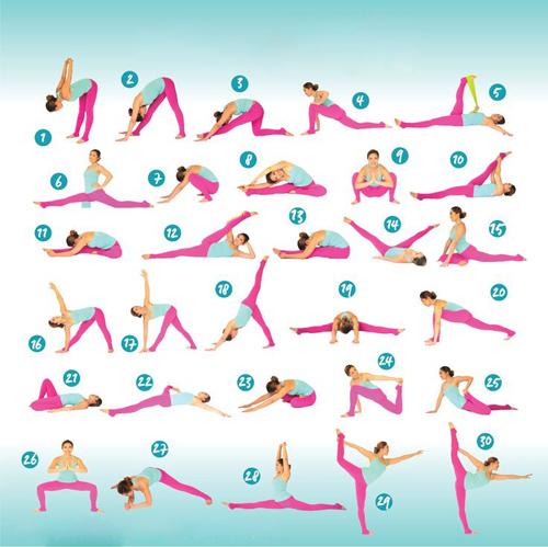 nhung dong tac yoga sieu huu ich cho dang xinh don tet - 3
