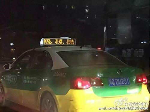 """ong chong """"choi troi"""" chi 100 trieu thue taxi xin loi vo - 2"""