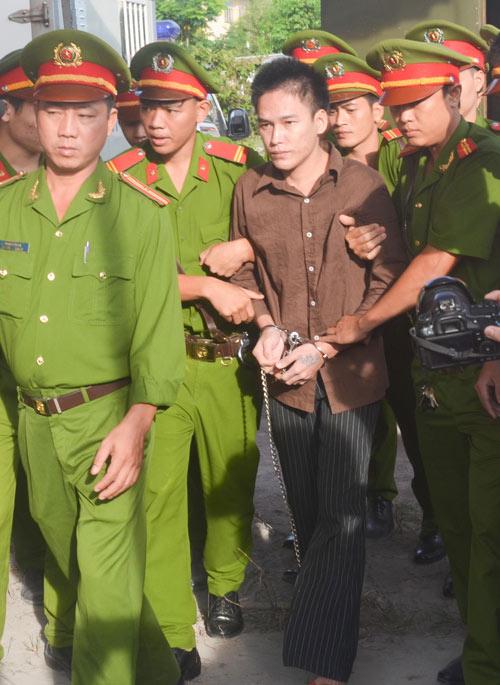 vụ thảm án bình phuóc: tràn dình thoại gủi don kháng cáo - 1