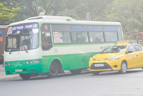 trọ giá xe buýt 4 luọt/ngày vói học sinh, sinh vien tp hcm - 1