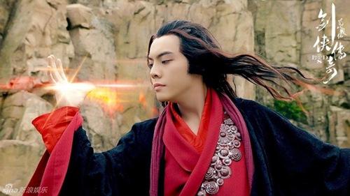 "trieu le dinh xinh dep khong khac… ""co dau 8 tuoi"" - 6"