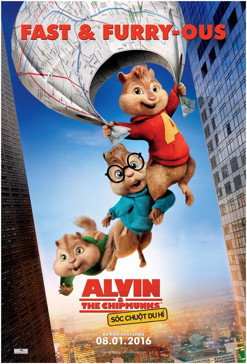 """alvin and the chipmunks"" da tro lai va loi hai hon nhieu - 2"