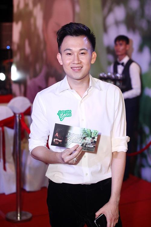 Thu Hằng gợi cảm hội ngộ vợ chồng Dustin Nguyễn-9