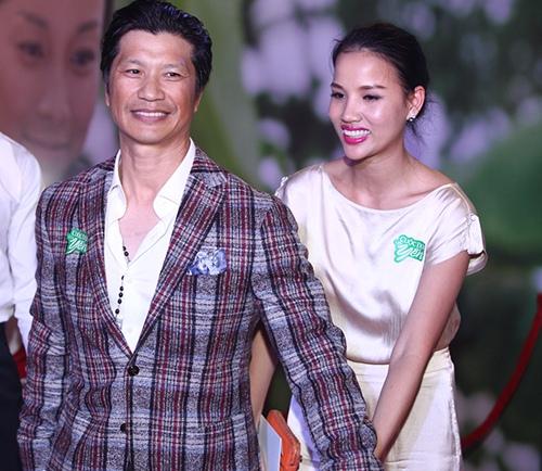 Thu Hằng gợi cảm hội ngộ vợ chồng Dustin Nguyễn-5