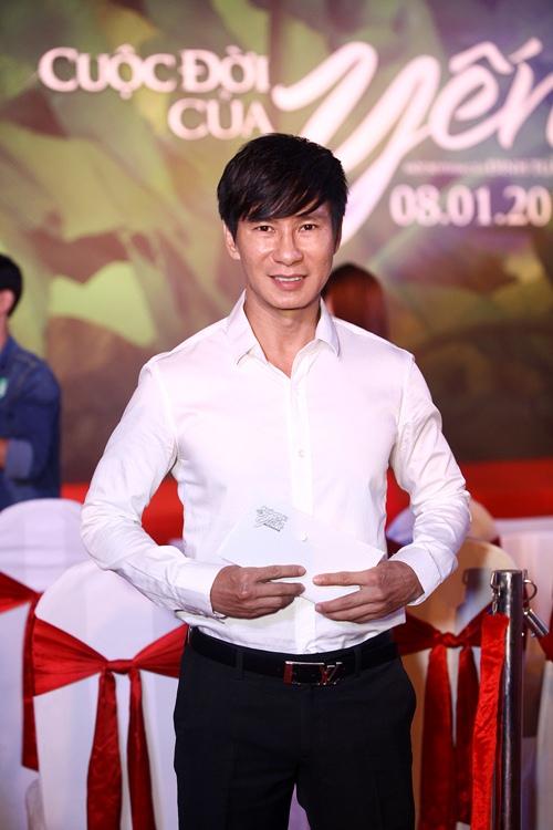 Thu Hằng gợi cảm hội ngộ vợ chồng Dustin Nguyễn-6