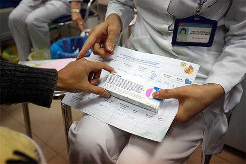 Thêm điểm tiêm chủng đăng ký tiêm vắc xin Pentaxim qua mạng-1