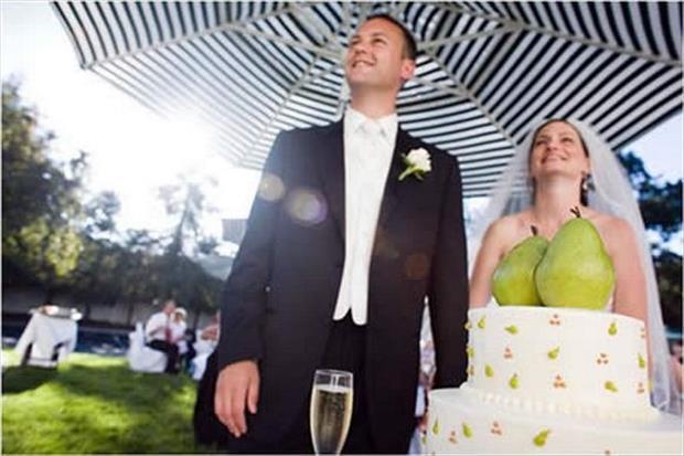 """Loạt ảnh cưới khiến """"Thượng đế cũng phải cười"""" (P4)-9"""