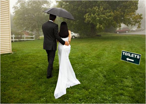 """Loạt ảnh cưới khiến """"Thượng đế cũng phải cười"""" (P4)-10"""