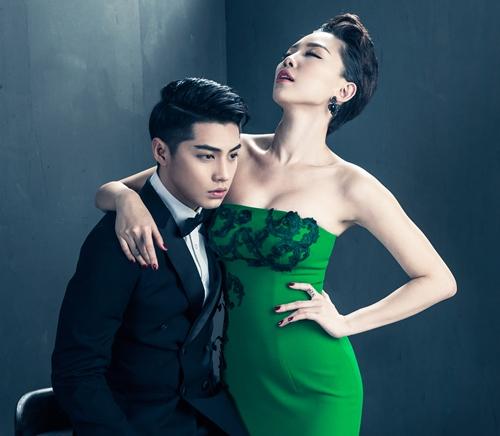 Tóc Tiên hở bạo bên quán quân Next Top Model Mỹ-5