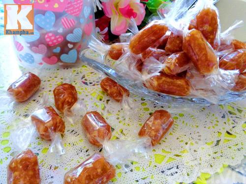 Kẹo chuối gừng tuyệt ngon cho Tết Nguyên Đán 2016-14