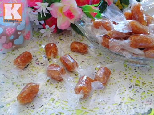 Kẹo chuối gừng tuyệt ngon cho Tết Nguyên Đán 2016-13