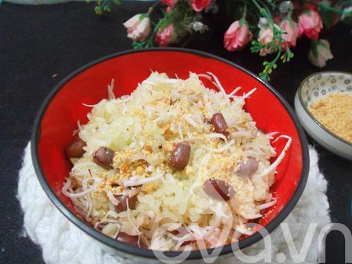 Những món xôi giản dị, dễ nấu cho bữa sáng-2