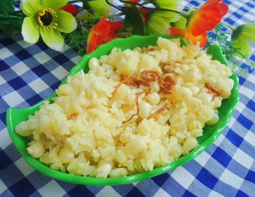 Những món xôi giản dị, dễ nấu cho bữa sáng-3