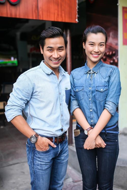 Lan Khuê, Thu Hoài, Nguyên Khang đến thăm nhạc sĩ Trần Hiếu-5