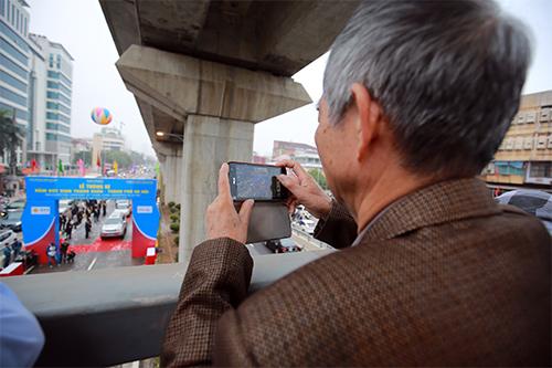 Thông xe hầm chui giao lộ 4 tầng đầu tiên ở Hà Nội-4