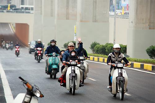 Thông xe hầm chui giao lộ 4 tầng đầu tiên ở Hà Nội-10