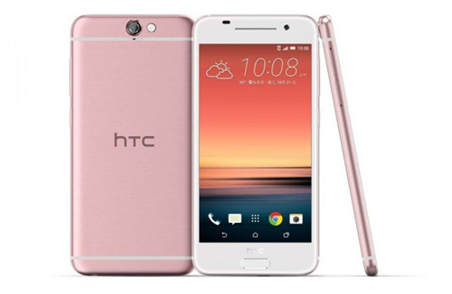 smartphone one a9 cua htc co them phien ban mau hong giong iphone 6s - 1