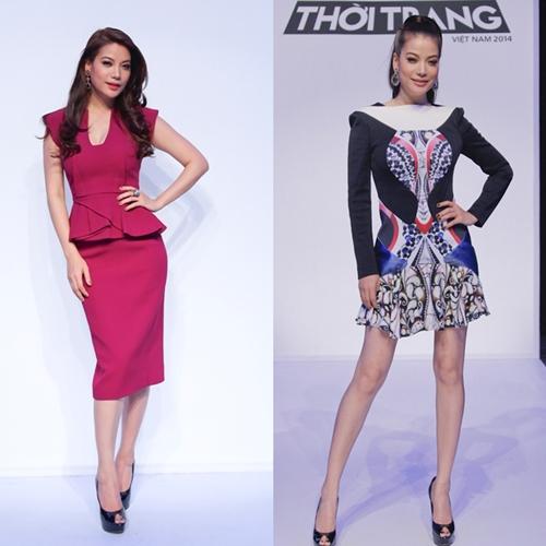 Thời trang nhạt nhòa của Trương Ngọc Ánh khi làm Host-4