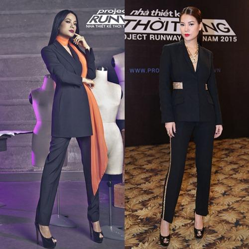 Thời trang nhạt nhòa của Trương Ngọc Ánh khi làm Host-5