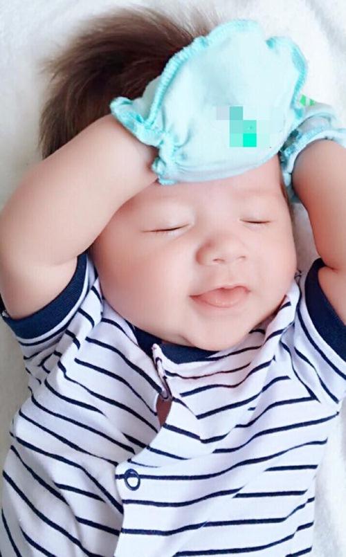 Elly Trần chính thức lên tiếng về việc sinh con trai-3