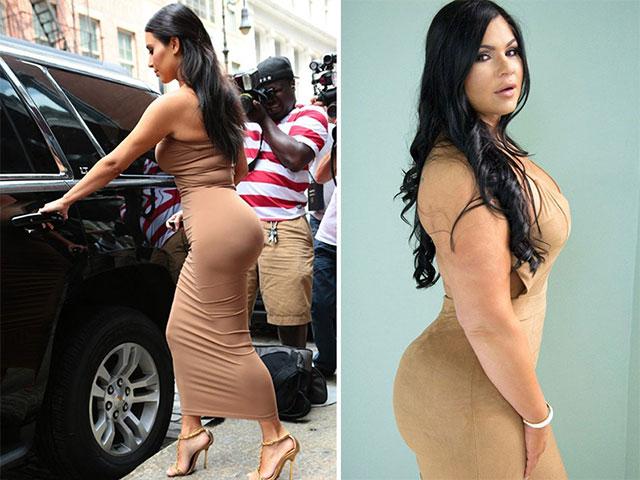 Chi hơn 200 triệu để phẫu thuật mông giống Kim Kardashian-1