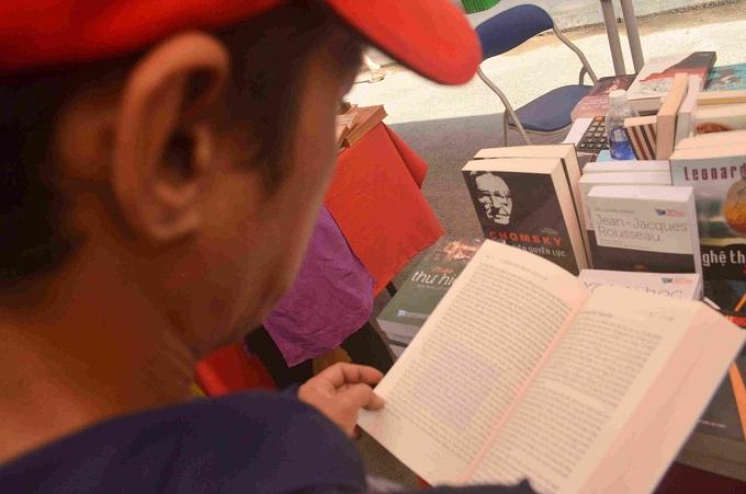 Đường sách đầu tiên Việt Nam được khánh thành-7