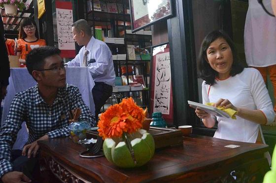 Đường sách đầu tiên Việt Nam được khánh thành-16