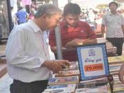 Giáo dục - Đường sách đầu tiên Việt Nam được khánh thành