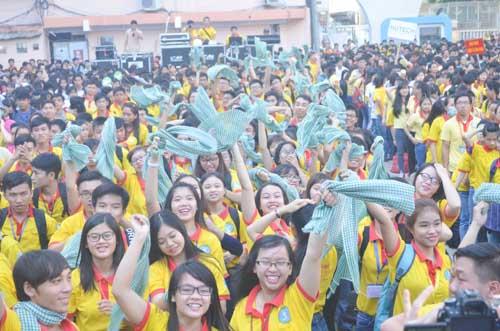 TP.HCM: Sôi nổi chiến dịch Xuân tình nguyện 2016-7