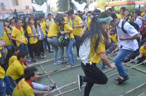 TP.HCM: Sôi nổi chiến dịch Xuân tình nguyện 2016-22