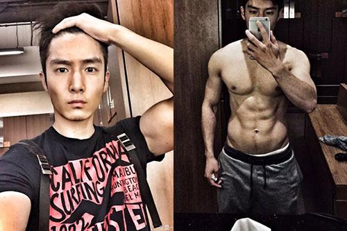 "dan trai dep, gai xinh cua ""thai tu phi thang chuc ky"" - 5"