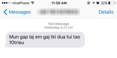 Nữ sinh Đồng Nai mất tích, gia đình nhận tin nhắn lạ-3