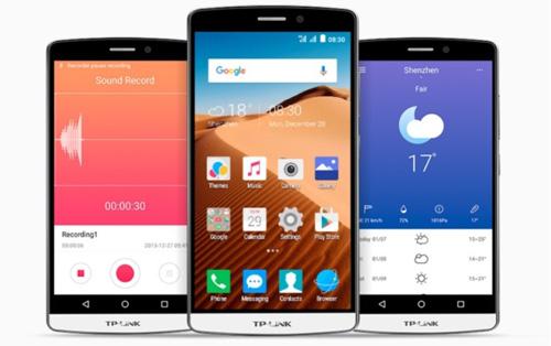 tp-link chinh thuc nhay vao thi truong smartphone - 1