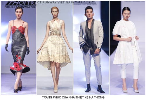 nhan dien top 9 project runway vietnam 2015 - 4