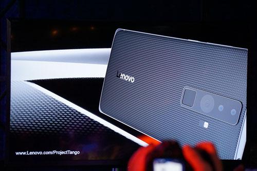 "project tango: chiec smartphone ""sieu thuc"" do google, lenovo phat trien - 1"