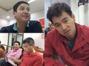 """Làng sao - Chí Trung khoe ảnh tập """"Táo quân 2016"""" đến 2 giờ sáng"""
