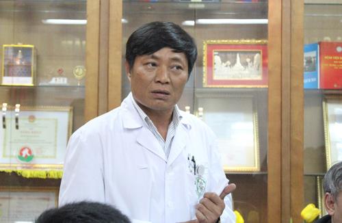 vu rac thai bv bach mai: ky luat tu truong khoa den nhan vien - 1
