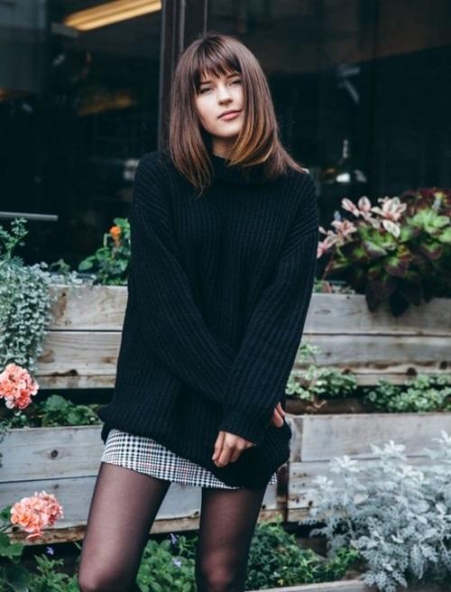 101 cách mặc áo len đẹp có thể bạn chưa biết!-8