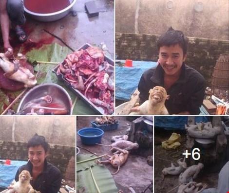 Thanh niên khoe giết khỉ bị điều tra vì nuôi nhốt chim cắt-1