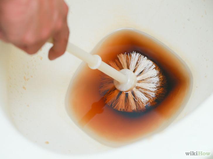 Nước ngọt, giấm, chanh,...đánh bay vết bẩn bồn cầu-2