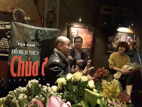 """chua dat"" cua do bich thuy: ""bot long lanh nhung sau sac hon"" - 6"