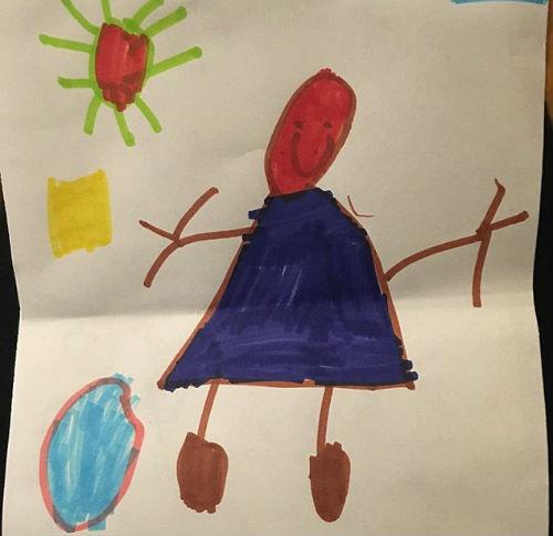 Victoria tự hào tiết lộ thành tích tập đọc của Harper-4