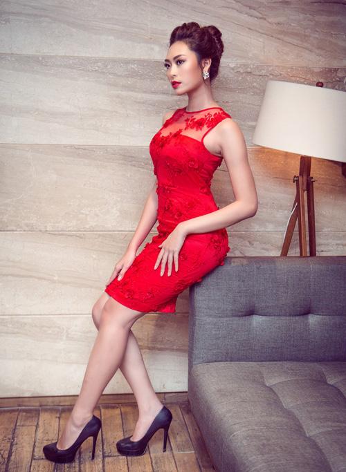 Váy dự tiệc tôn dáng che khuyết điểm cho phái đẹp 30-1