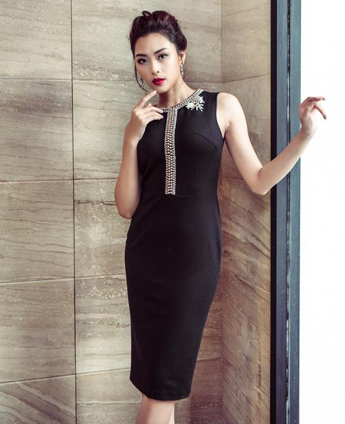 Váy dự tiệc tôn dáng che khuyết điểm cho phái đẹp 30-12
