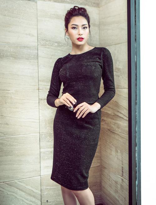 Váy dự tiệc tôn dáng che khuyết điểm cho phái đẹp 30-8