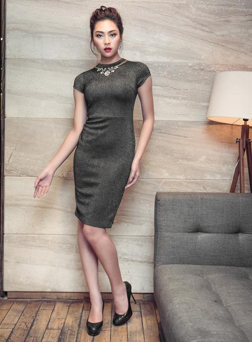Váy dự tiệc tôn dáng che khuyết điểm cho phái đẹp 30-11