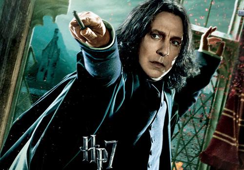 """Alan Rickman - Một đời yêu như """"Thầy Snape""""-5"""