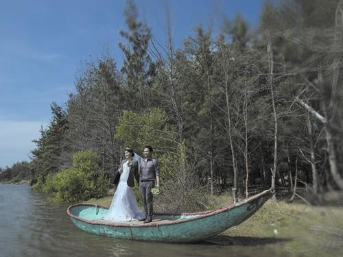 Ảnh cưới lãng mạn của Trang Nhung và ông xã đại gia-14